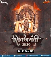 Shiv Jayanti 2K20 Dj Kiran NG