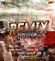 Remix Evolution Vol.1 - DJ Rahul Rockk