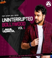 Uninterrupted Bollywood Vol.6 (2020) - DJ Akhil Talreja