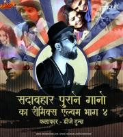 Sada Bahar Purane Gaano Ka Remix Album Bhag 4 - DJ Toons