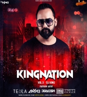 KINGNATION VOL 3 - DJ King