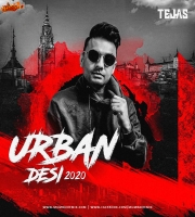 Urban Desi 2020 DJ Tejas
