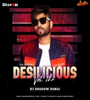 Desilicious 102 - DJ Shadow Dubai