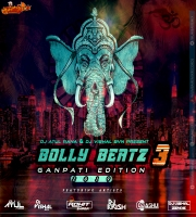 BOLLY BEATZ VOL-03(GANPATI EDITION)