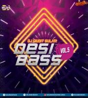 DJ Mudit Gulati - Desi Bass 5