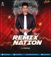 Remix Nation Vol. 2 BY DJ Pratikk
