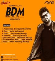 04. Sakhiyan Vs Everybody - DJ Mark (Mashup)