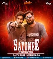 Sayonee ( Raggeton 2K19) Dj Atul Rana x Dj Vishal BVN