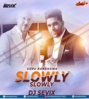 Slowly Slowly - Guru Randhawa ft. Pitbull (Remix) - DJ Sevix