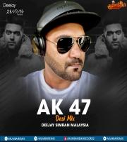 AK 47 (Desi Mix) - Guru Randhawa - Deejay Simran Malaysia