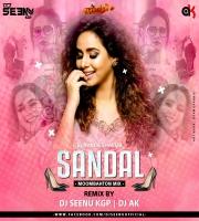 SANDAL [ REMIX ] DJ SEENU KGP X DJ AK