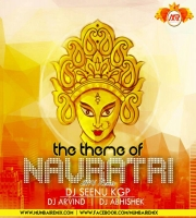 The Theme Of Navratri (2k16 Remix) DVJ ABHISHEK x DJ ARVIND