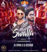SAWALA SAWALA  (Remix) DJ AYNIK x DJ ROSHAN