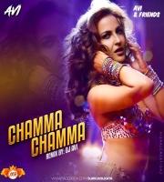 Chamma Chamma (Remix) AVI