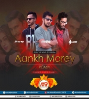 Aankh Marey (Remix) DJ ARVIND x DVJ ABHISHEK x DJ AKASH