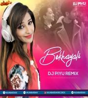 Kabir Singh - Bekhayali - Dj Piyu Remix
