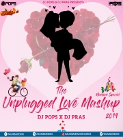 The Unplugged Love Mashup 2019 - Dj Pops x Dj Pras