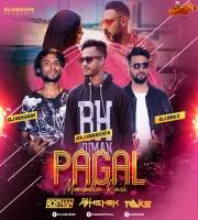 Pagal (Moombahton Remix) - Dvj Abhishek x DJ Raks x DJ Roshan