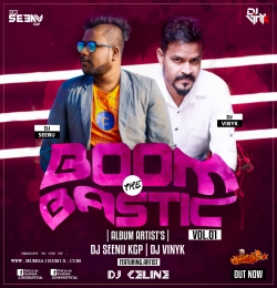 THE BOOMBASTIC VOL 1 ALBUM BY DJ SEENU KGP AND DJ VINYK
