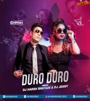 PRADA (DURO DURO) DOORBEEN - DJ HARSH BHUTANI  DJ JENNY