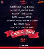 Aabad Barbad - O2SRK Remix