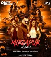 Mirzapur Theme - DJ Vaggy x Dj Somairah x Dj Hani Mix