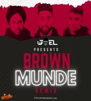 Brown Munde (Remix) - DJ Joel
