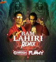 Bam Lahri Remix Dj Harsh Bhutani X Dj Pummy