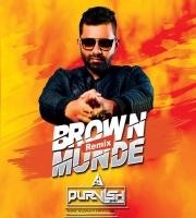 Brown Munde Remix DJ PURVISH