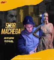 SHOR MACHEGA REMIX BY DJ SHAVERS X DJ DONNA