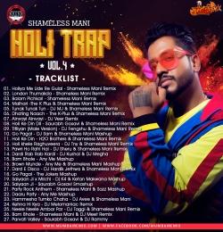 Balam Pichkari - Shameless Mani Remix