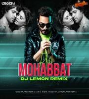 Phir Mohabbat Quarantine Mix DJ Lemon