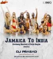 Emiway Banti X Chris Gayle- Jamaica To India (Remix) DJ Prasad