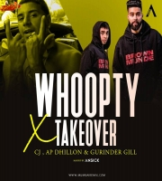 CJ Woofty  X Takeover Ap Dhillon (Mashup) By Ansick