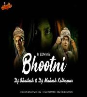 Bhootni Song EDM Remix Dj Shailesh x Dj Mahesh Kolhapur