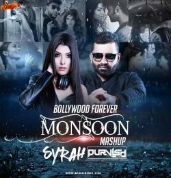 Monsoon Mashup 2021 DJ Syrah x DJ Purvish