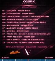 05 - Tujhe Kitna Chahne Lage- O2SRK Remix