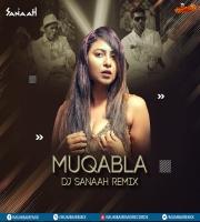 Muqabla (Remix) - DJ Sanaah