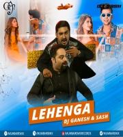 Lehenga  Remix - DJs Ganesh x Sash