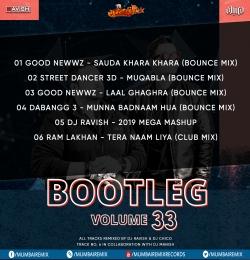 06 Ram Lakhan - Tera Naam Liya (DJ Ravish, DJ Chico x DJ Manish Club Mix)