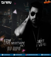 EDM Live Mixtape Vol.1 - Dj Ripu