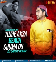 Tujhe Aksa Beach Ghuma (Moombhton Mix) Dj Sandy Remix