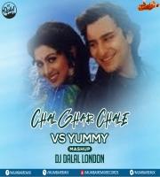 Chand Se Parde x Yummy (Remix) DJ Dalal London