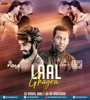 Laal Ghaghra (Remix) - DJ Vishal Bvn X Sn Brothers