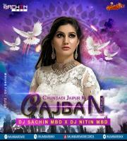 Gajban Paani Ne Chali (Remix) - Dj Sachin Mbd x Dj Nitin Mbd