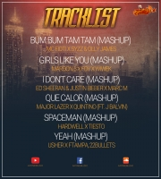 08. Spaceman (Any Me Mashup) - Hardwell x Tiesto