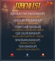 02. Bum Bum Tam Tam (Any Me Mashup) - MC Fioti x Syzz & Olly James