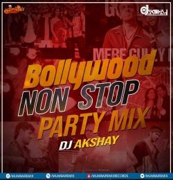 Bollywood Non Stop Party Mix 2020 - DJ AKSHAY