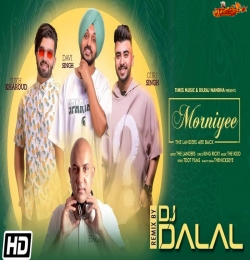 Morniyee Remix  DJ Dalal London  The Landers  The Kidd  King Ricky  Latest Punjabi Song