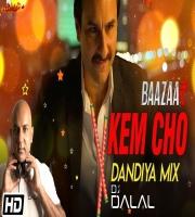 Kem Cho Dandiya Remix  DJ Dalal London  Baazaar  Saif A K  Radhika A  Tanishk Bagchi  Ikka